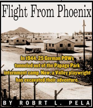 Link to A Play: Flight from Phoenix (Papago Park)