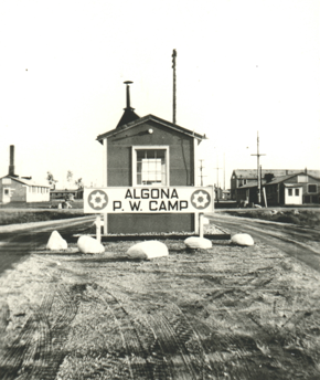 Link to Camp Algona Museum (Iowa)