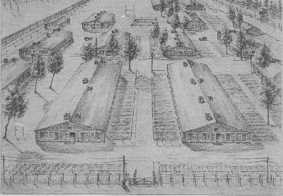 Link to Stalag Luft III; conditions in a German POW camp