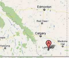 Link to Karl Rabe's 4 escape attempts from Lethbridge