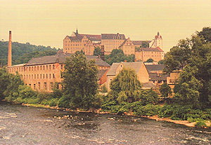 Link to Colditz Castle (Oflag IV-C): Movies and TV