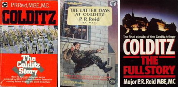 Link to Colditz Castle (Oflag IV-C): Books